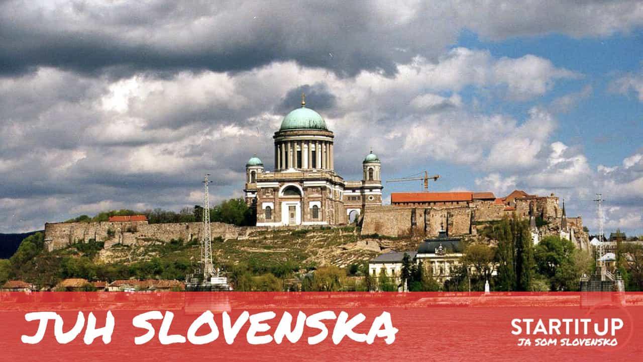 Článok o regióne juh Slovenska