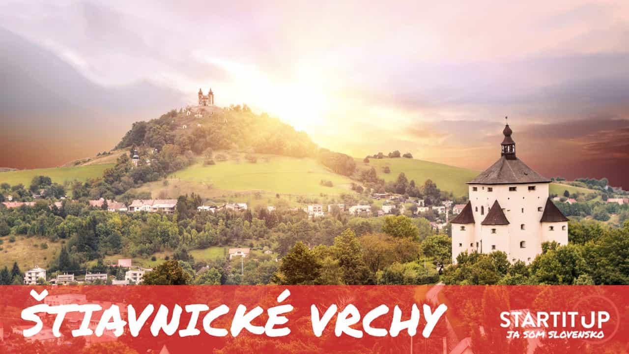 Článok o regióne Štiavnické vrchy