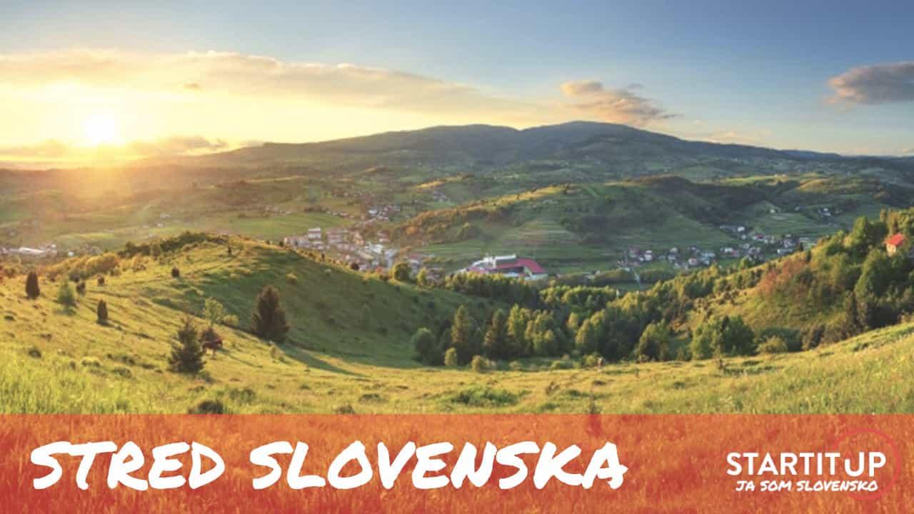 Článok o regióne stred Slovenska
