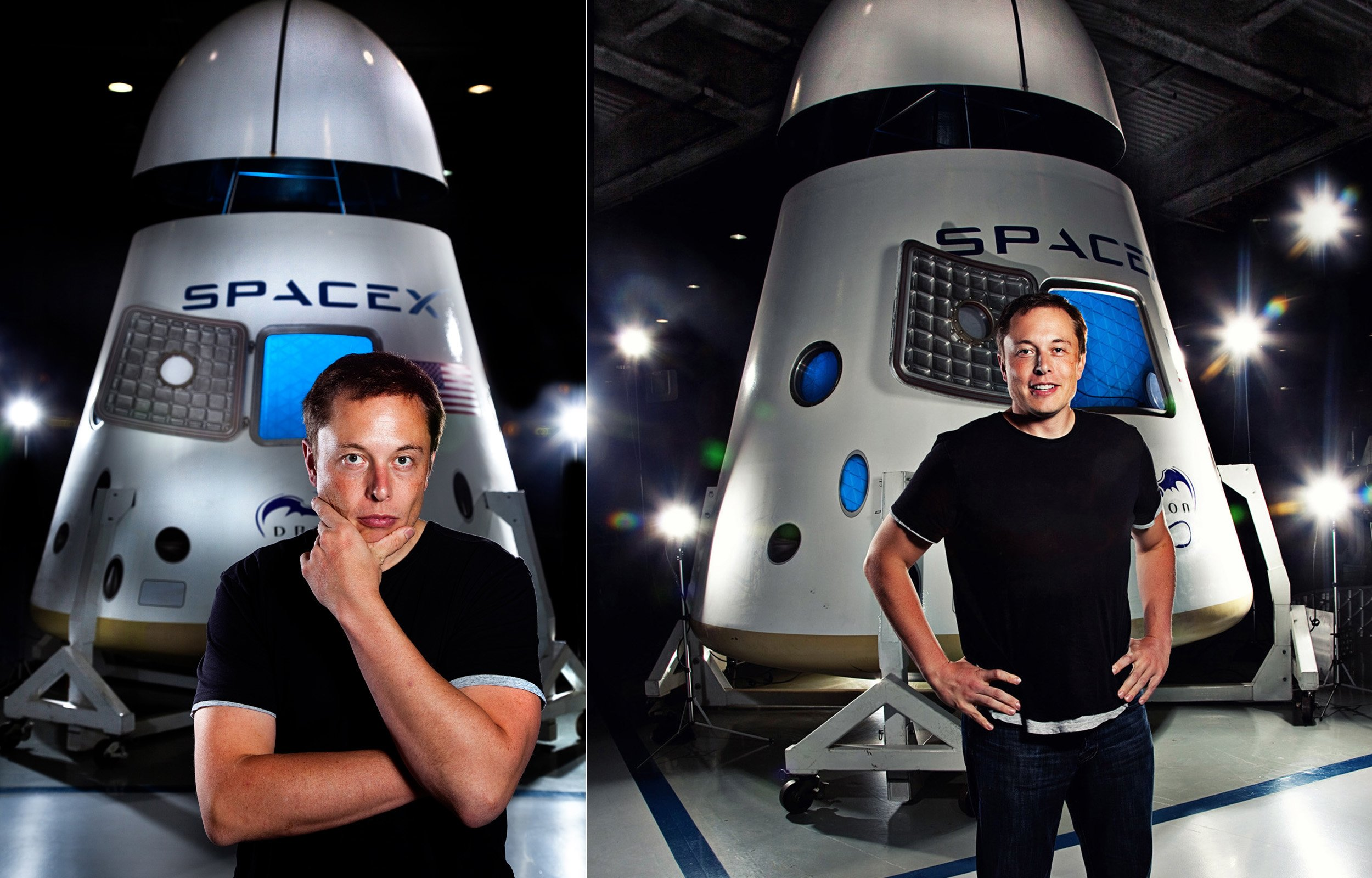 SpaceX, Tesla Motors і SolarCity