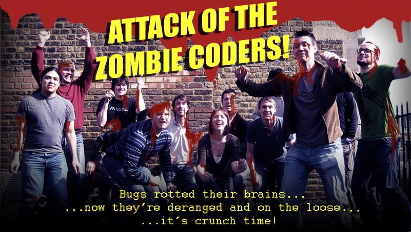 zombie startup