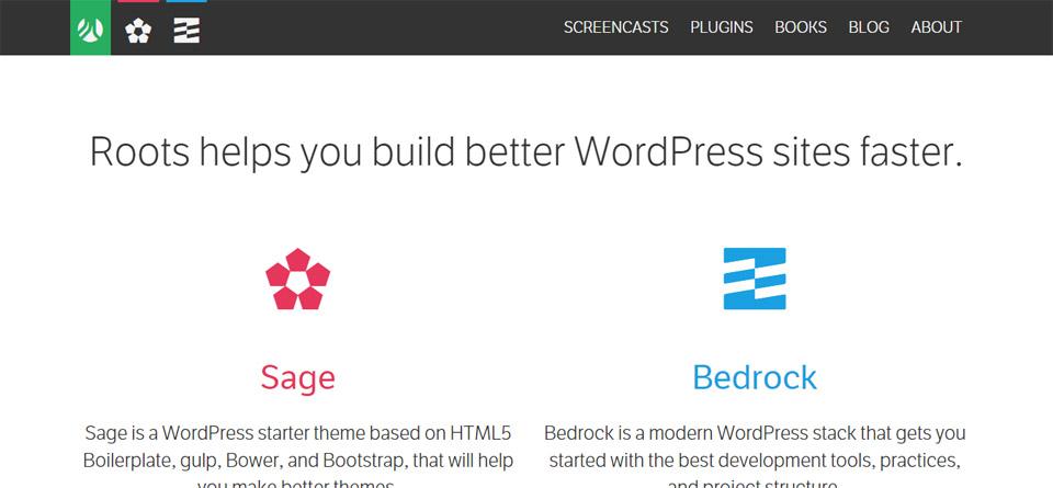 Roots   Modern WordPress Development