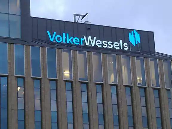 Volker Wessels cesta