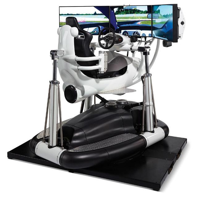 Ford simulátor