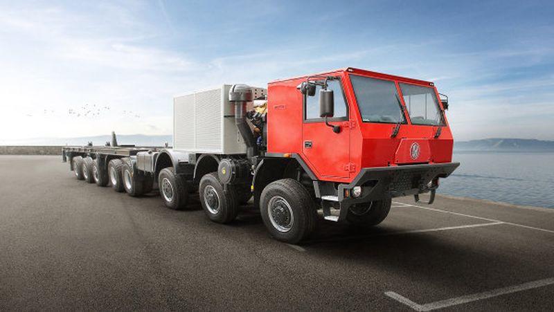 Tatra 16 x 8