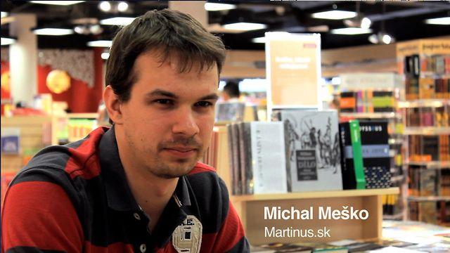 Michal Meško, zdroj: vimeo
