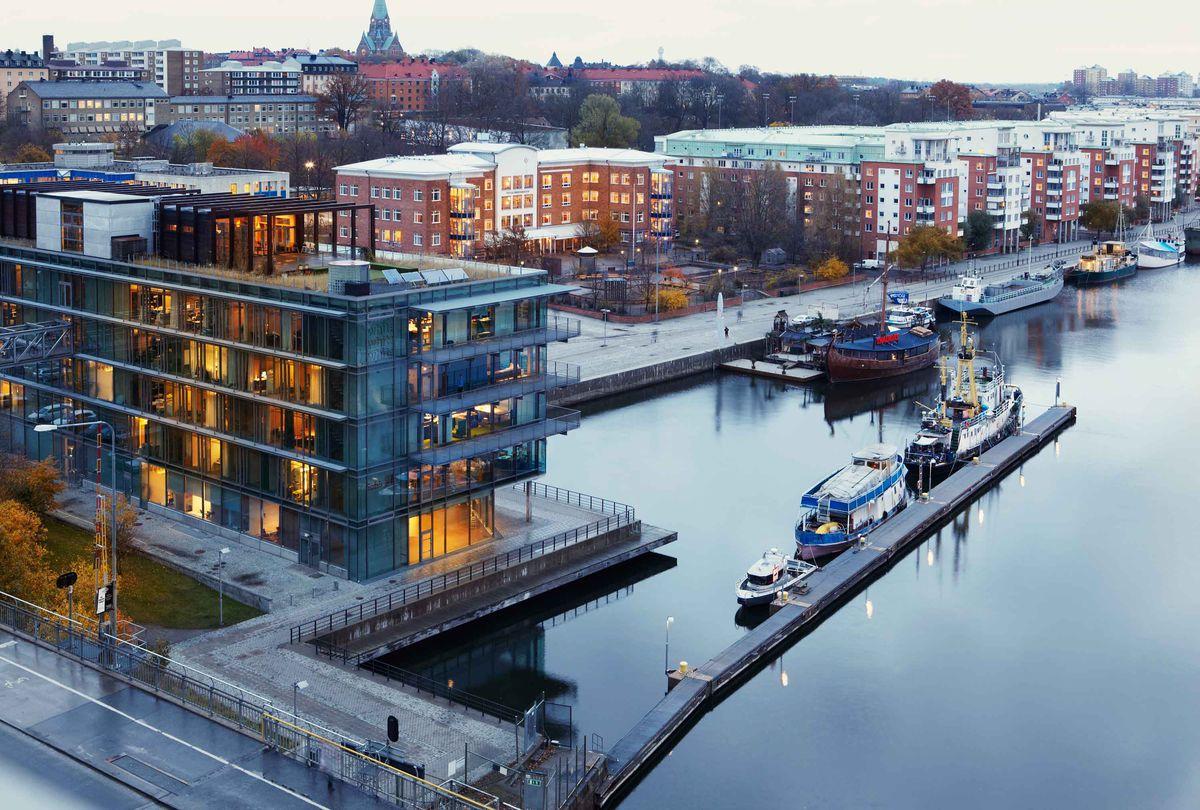 social ledsagare avsugning i Stockholm
