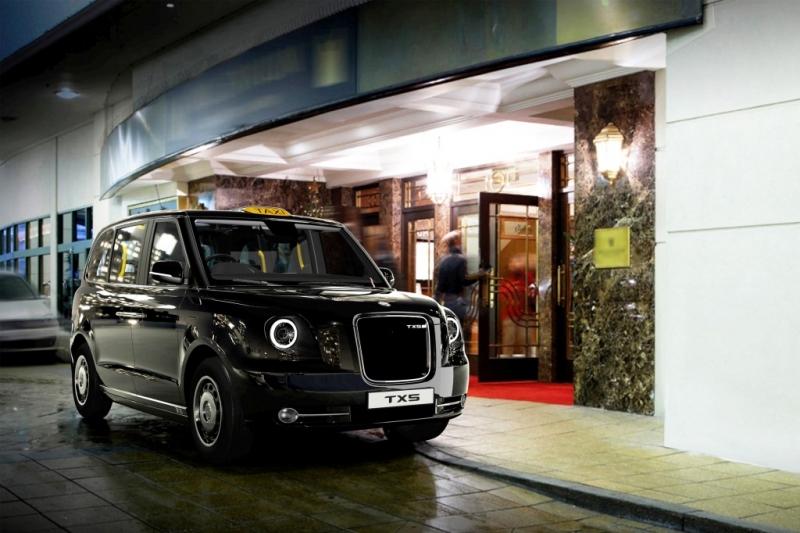London Taxi Comapany TX5