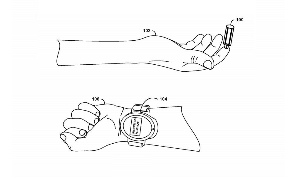 google-patent-smartwatch-blood-wearable