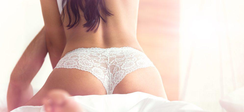 Análny sex rektálne prolaps