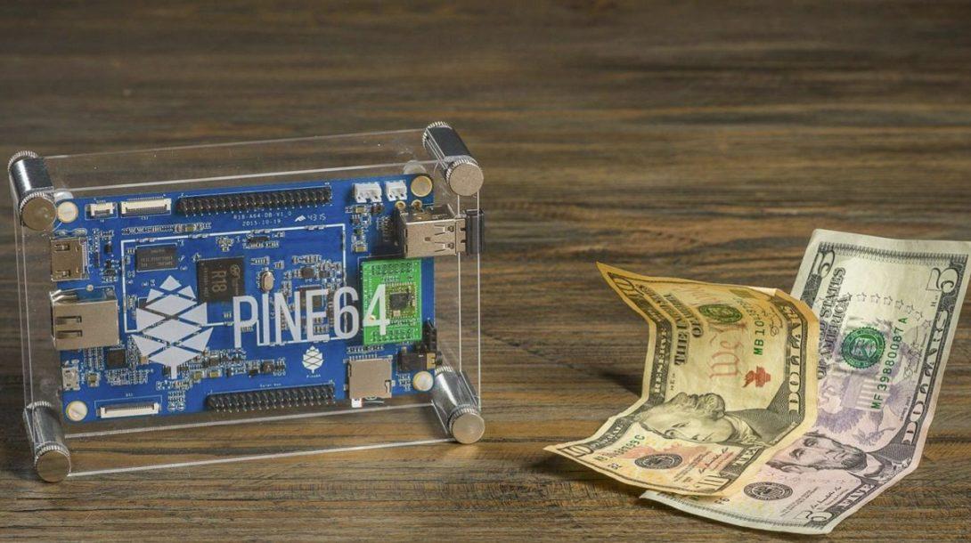 pine-64-microcomputer
