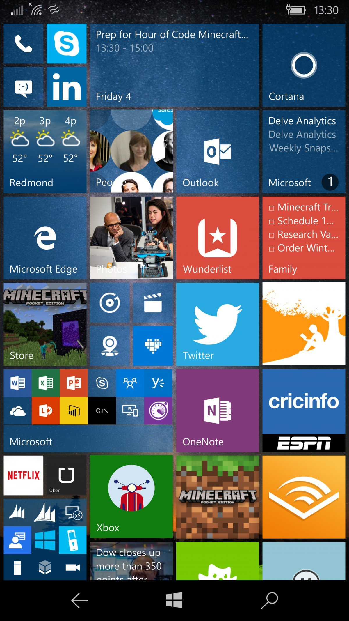 Zoznamka App Windows Mobile