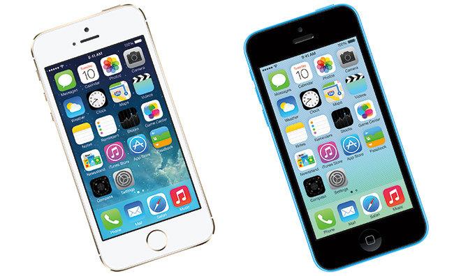 Iphone 5S & 5C