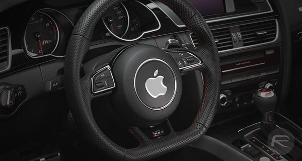 Apple Car - svetapple.sk