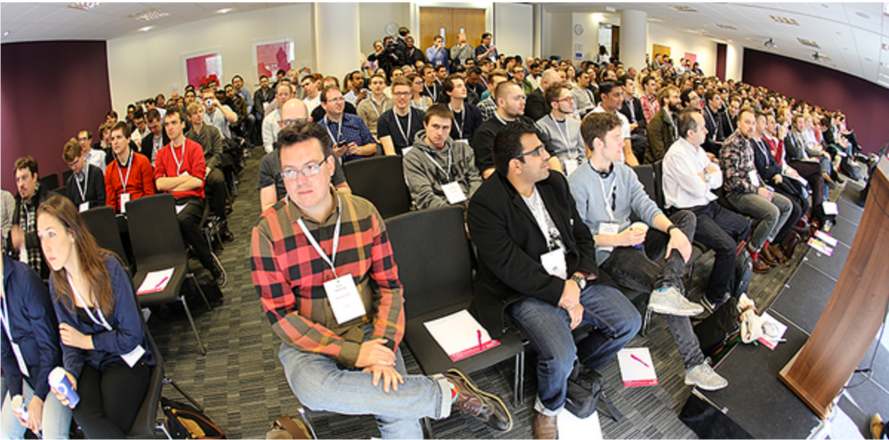 Začiatok MeasureCamp London 2015