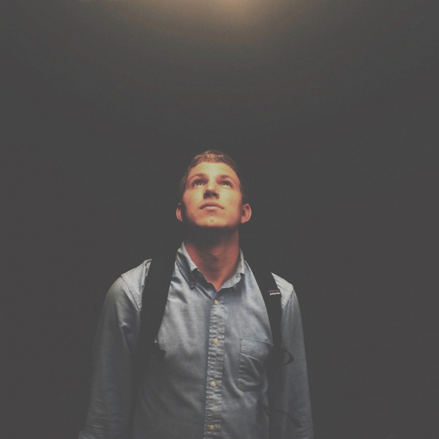 light-man-hope-looking-up
