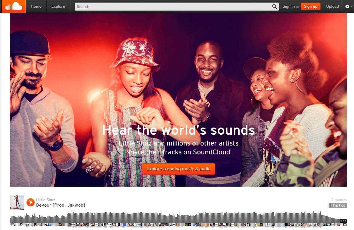 soundcloud hear_the_world's_sounds