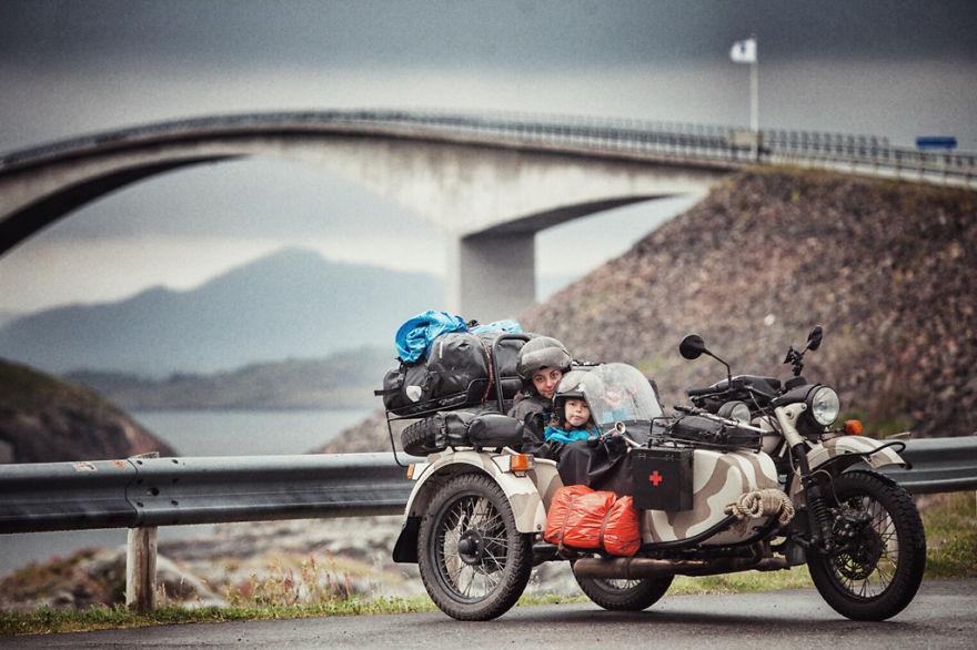 Výlet po Európe