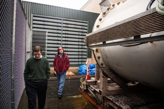 Podmorská dátová ponorka Microsoftu