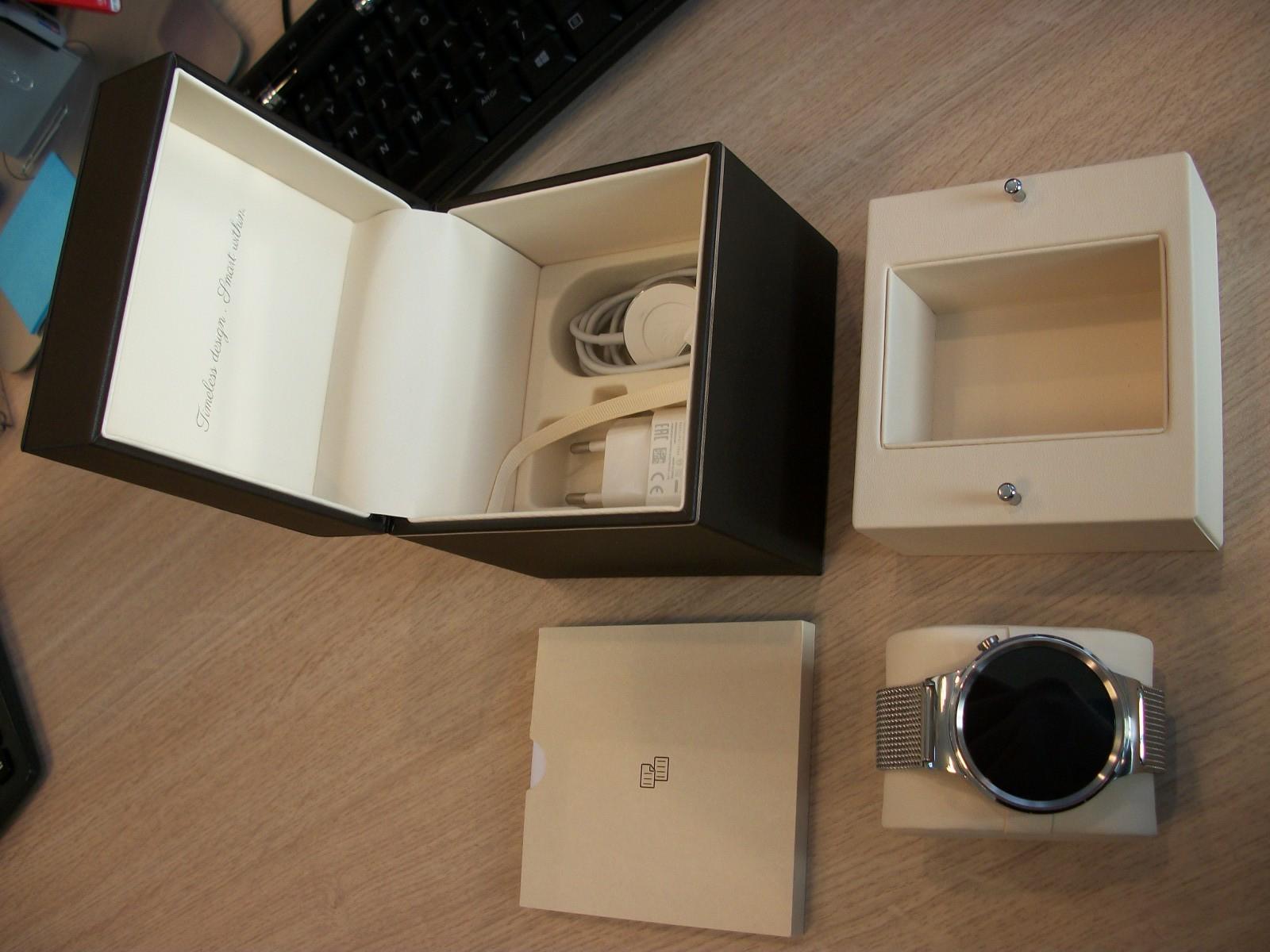 Huawei Watch items