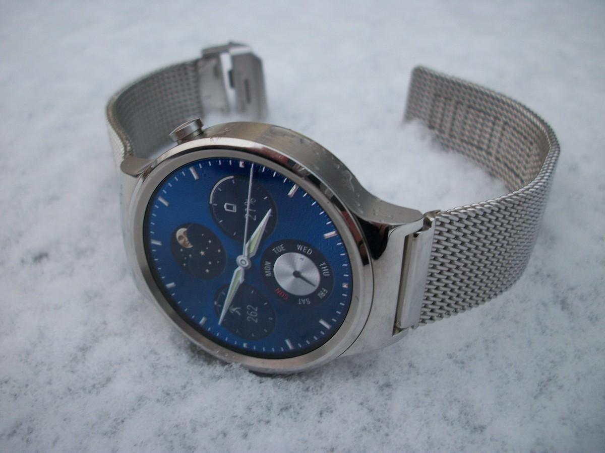 Huawei Watch front