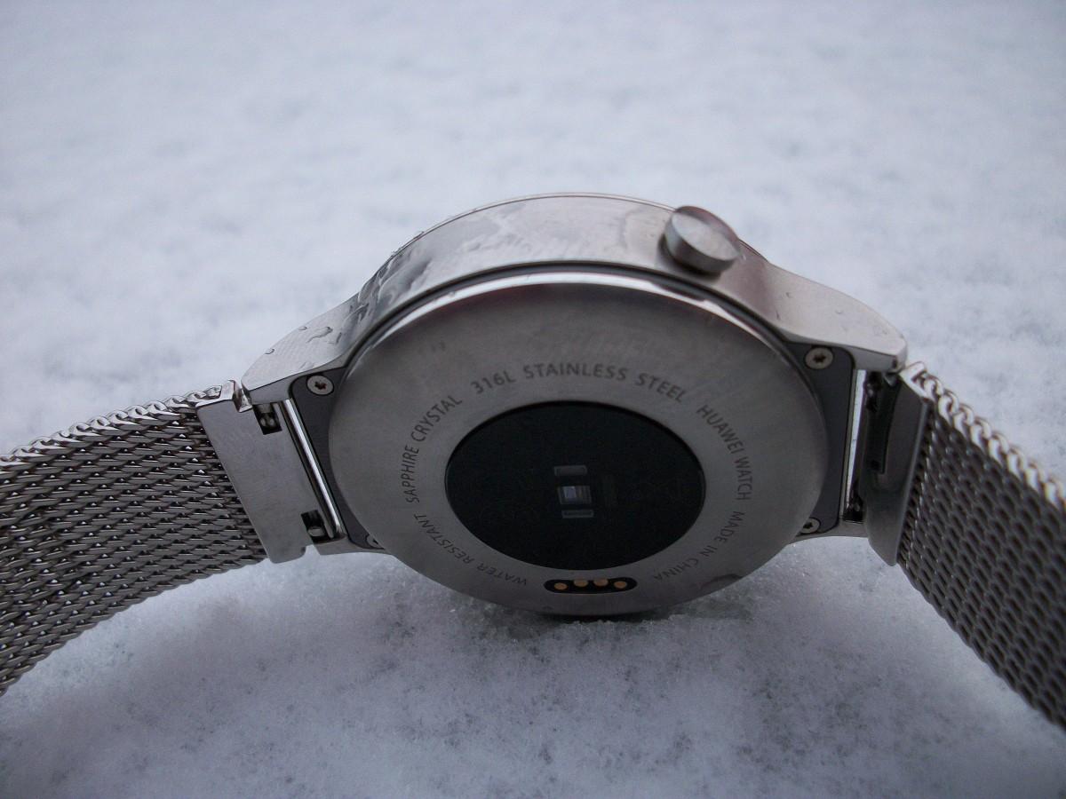 Huawei Watch back