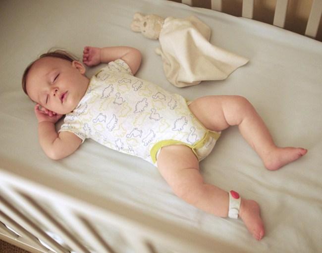 Prvá appka po narodení