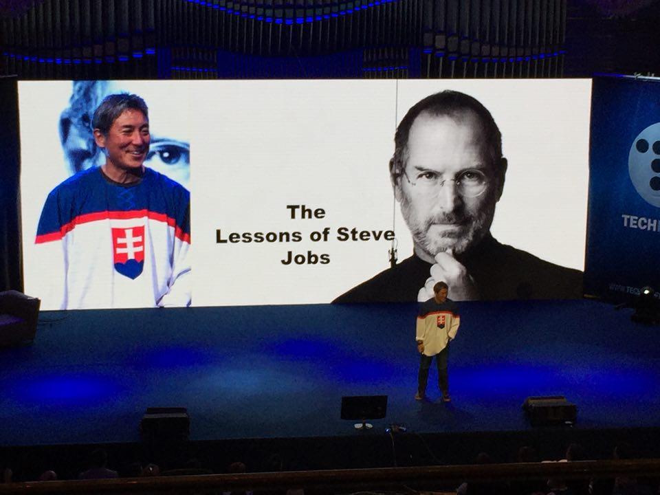 Guy KawasakI : The Lessons of Steve Jobs