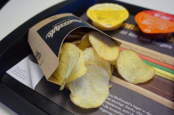 Domáce chipsy
