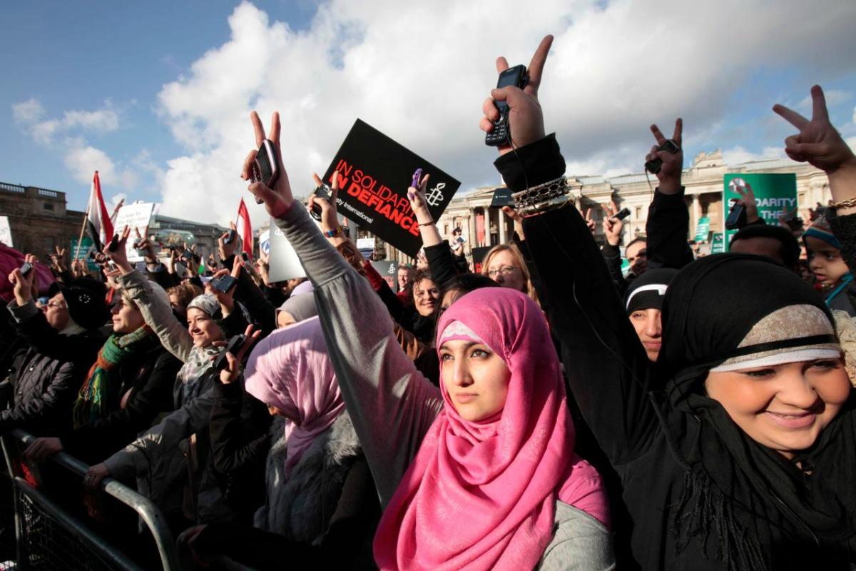 Egypt-Women-Protest-Arab-Spring