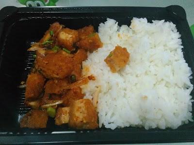 Hokkaido Salmon Namtok Rice