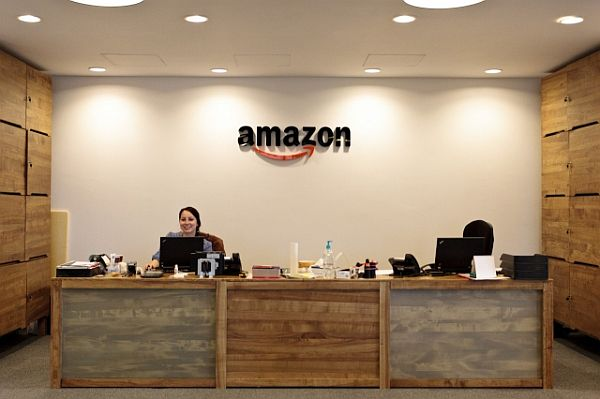 Kancelárie Amazon