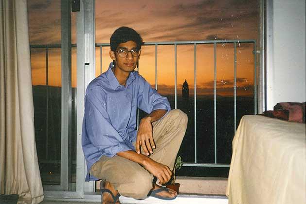 Sundar Pichai, Chennai India