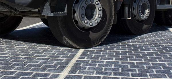 Fotovoltaické panely zvládnu aj nákladiaky