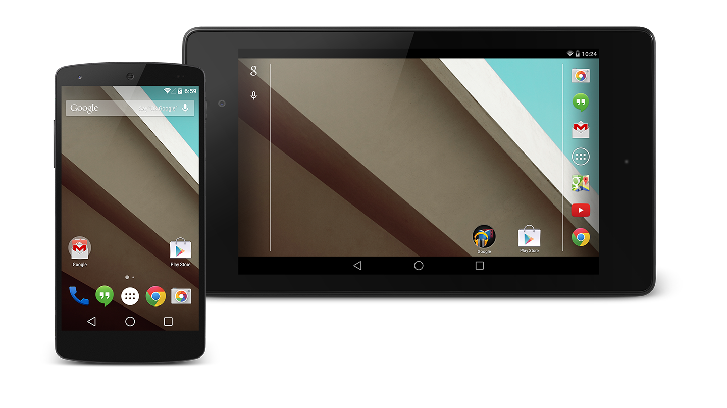 Android_L_design_interface