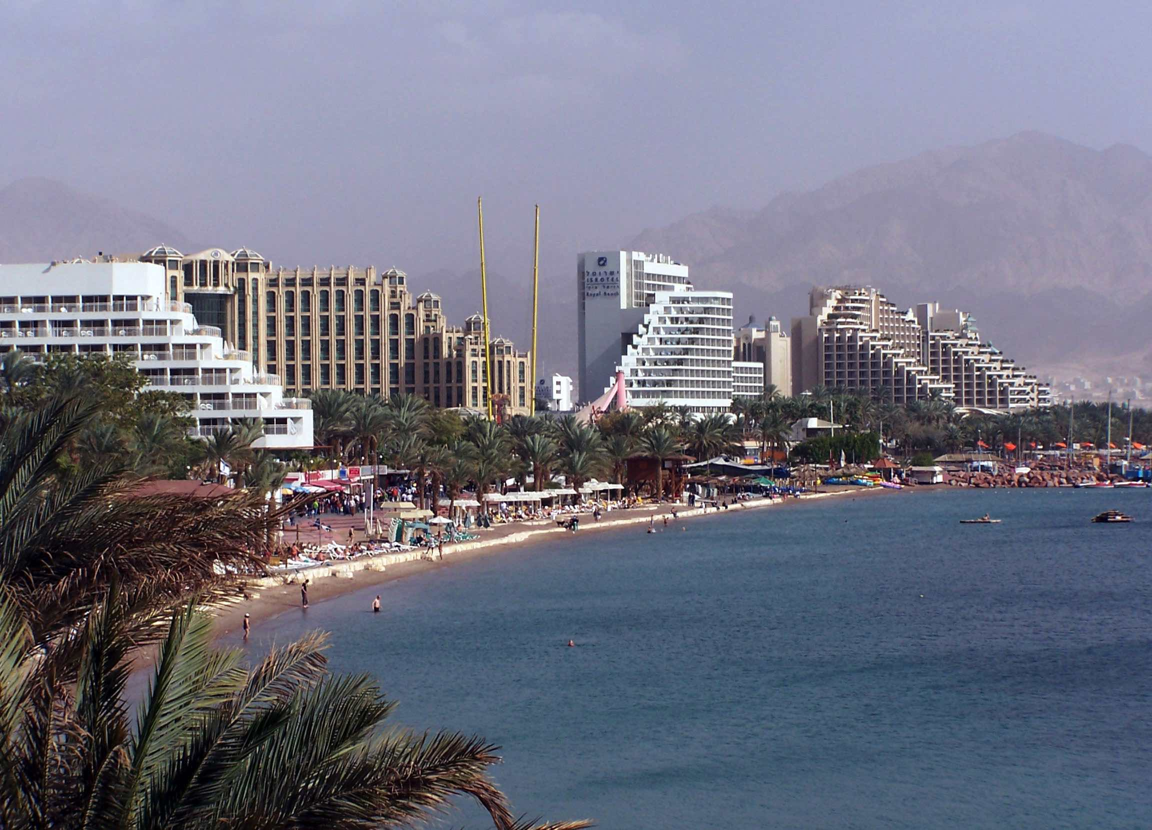 North_Beach_Eilat