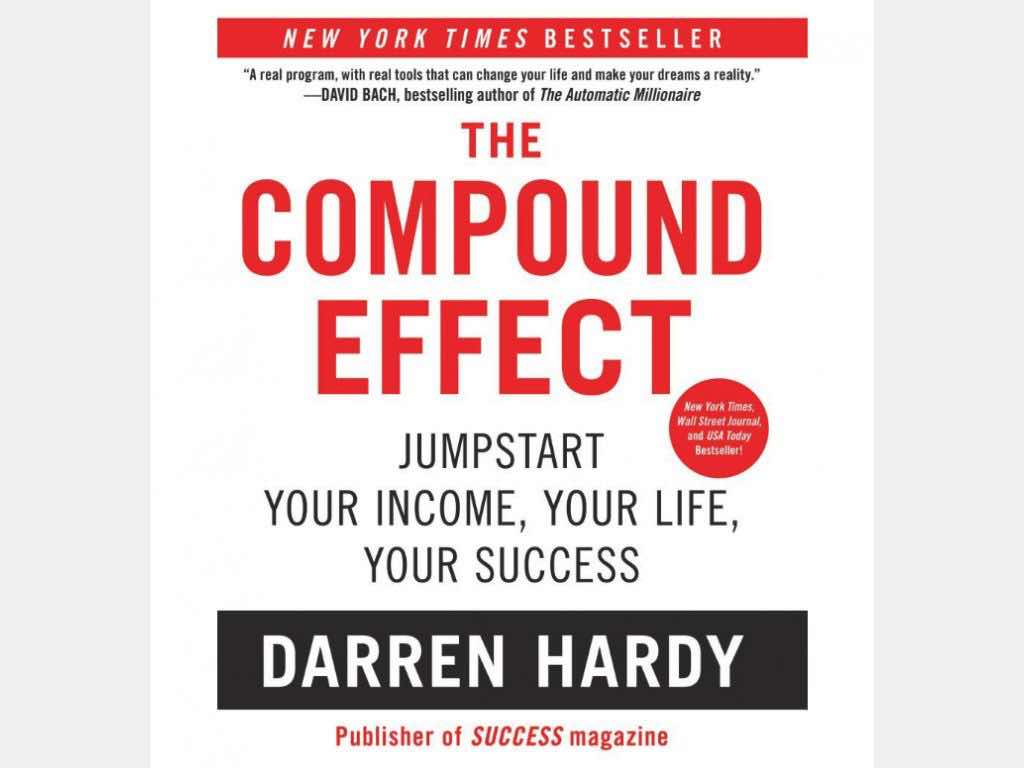 The_Compound_Effect_Darren_Hardy_Book