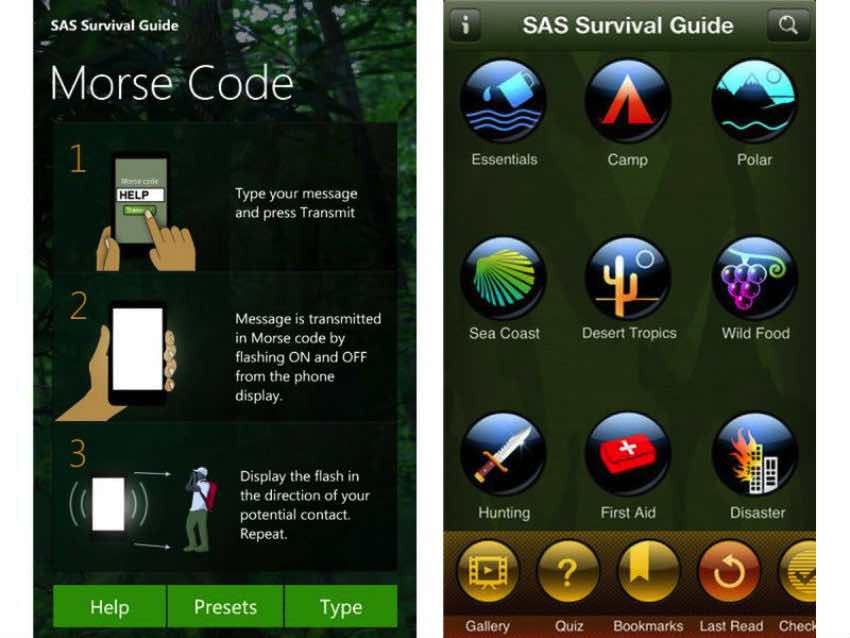 best-apps-survivalists-sas-survival-guide