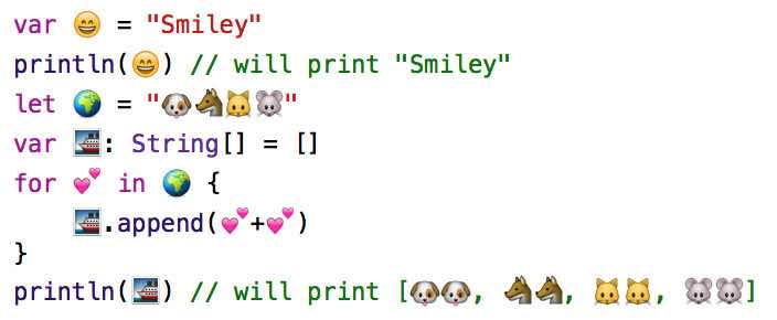 swift-emoji