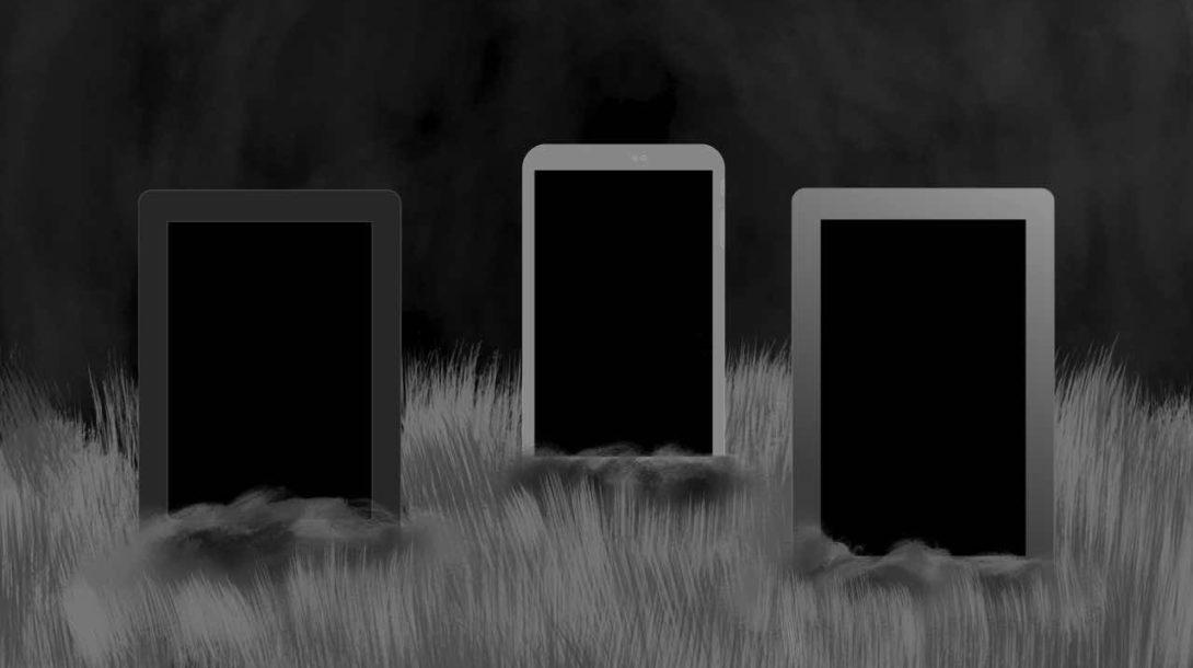 tablet-graveyard