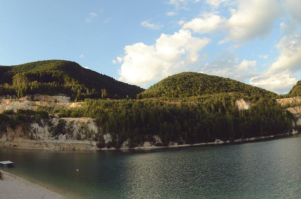 sutovske jazero vylet