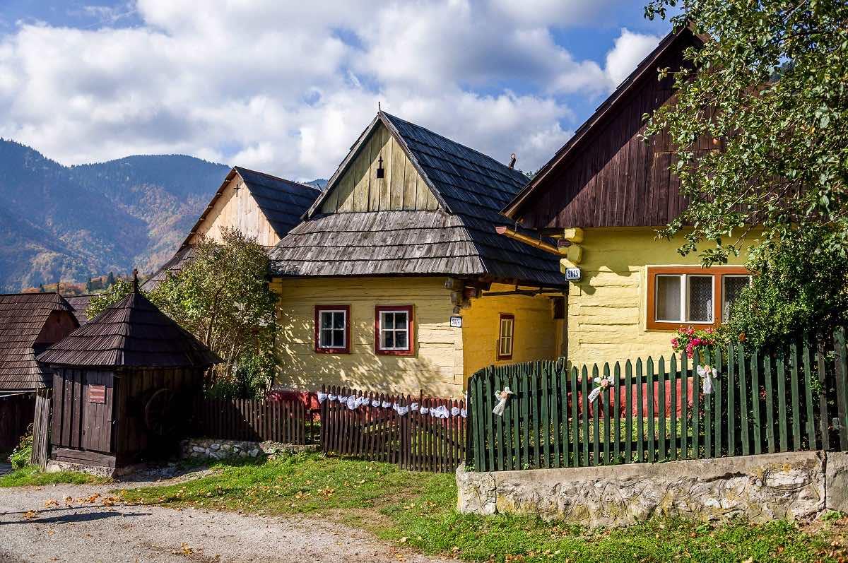 Vlkolinec-Slovakia-UNESCO-homes-3
