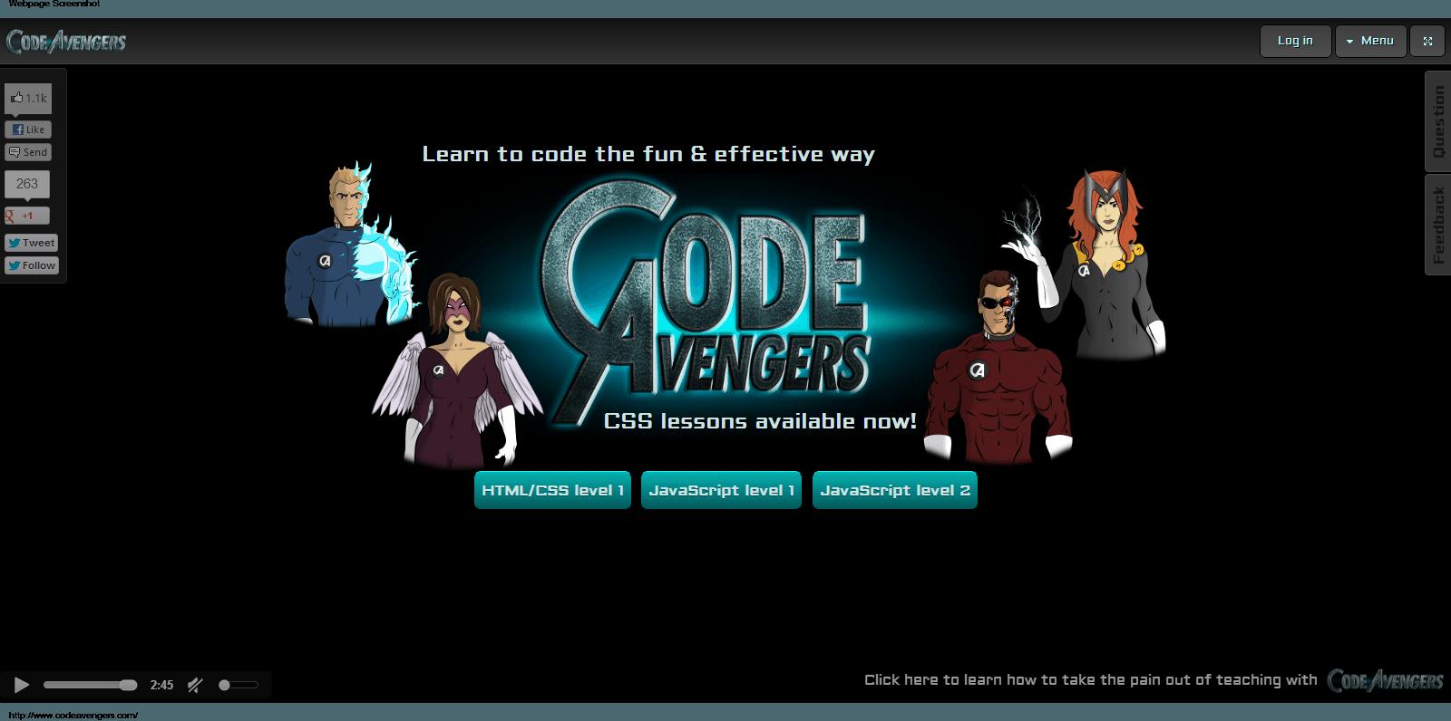 code-avengers