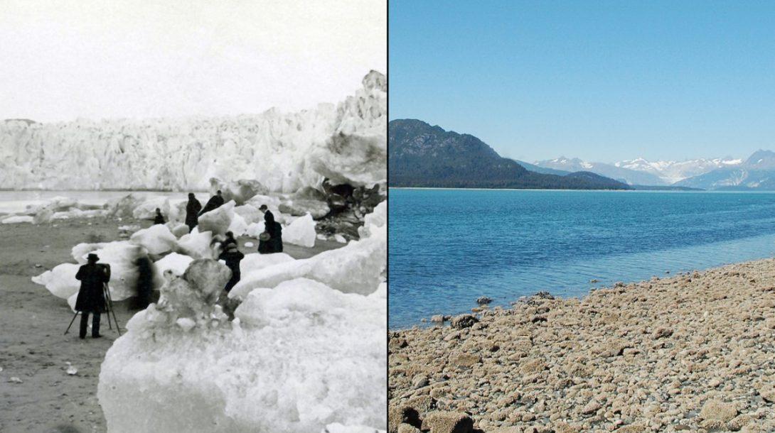 melting-muir-glacier-alaska-1882-vs-august-2005