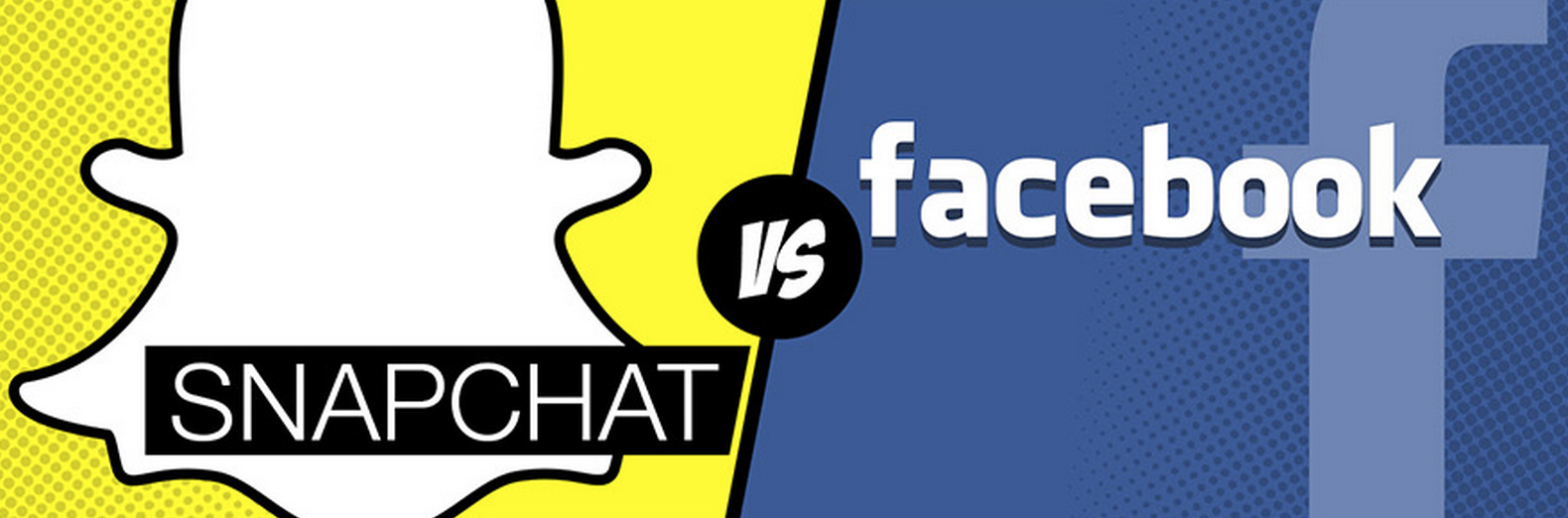 a comparison of snapchat and facebook Facebook vs instagram, snapchat vs whatsapp: an interesting article that did a great comparison between snapchat and facebook, snapchat and whatsapp have.
