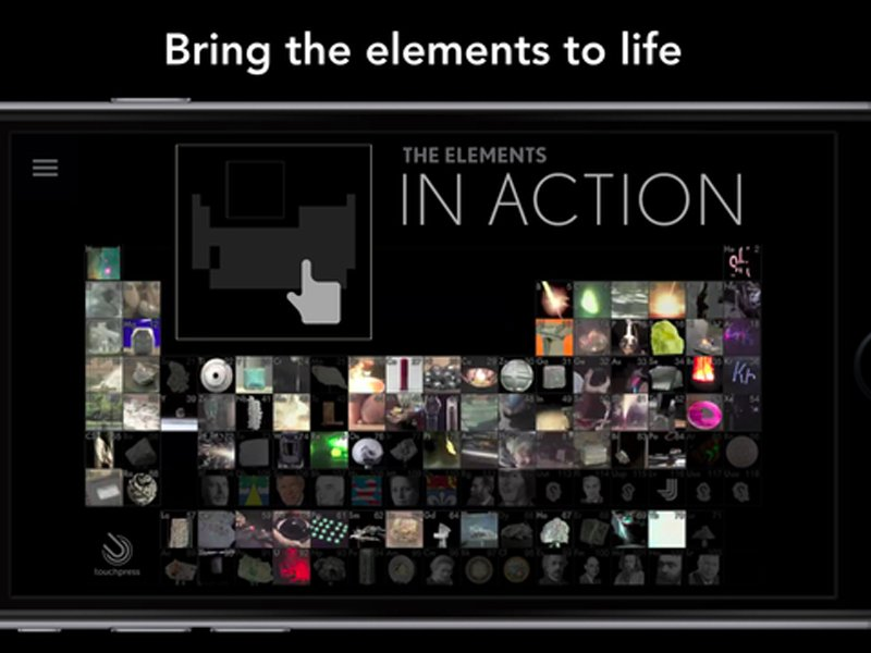 the-elements-in-action