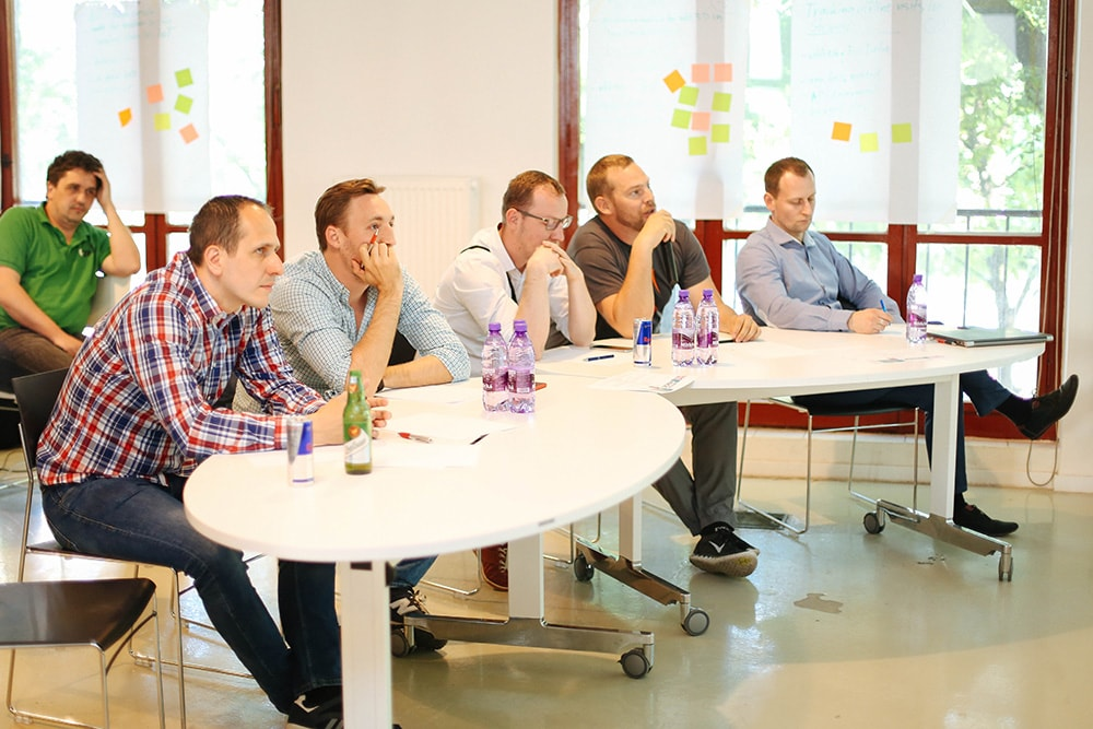 InnovationHack Jury