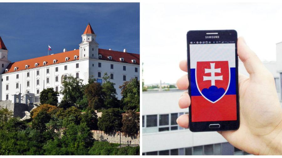 collage Slovenske