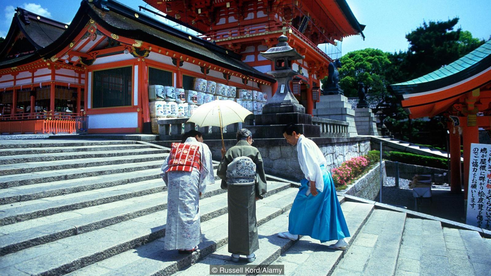 A9B5NN FUSHIMI INARI TAISHA SHRINE KYOTO HONSHU JAPAN