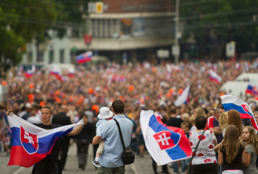 slovaci mafa